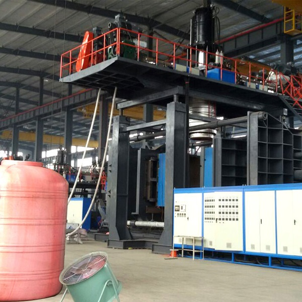 HDPE water tank blow molding machine Manufactures, Suppliers in Egypt, Nigeria
