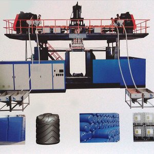 water blow moulding machine