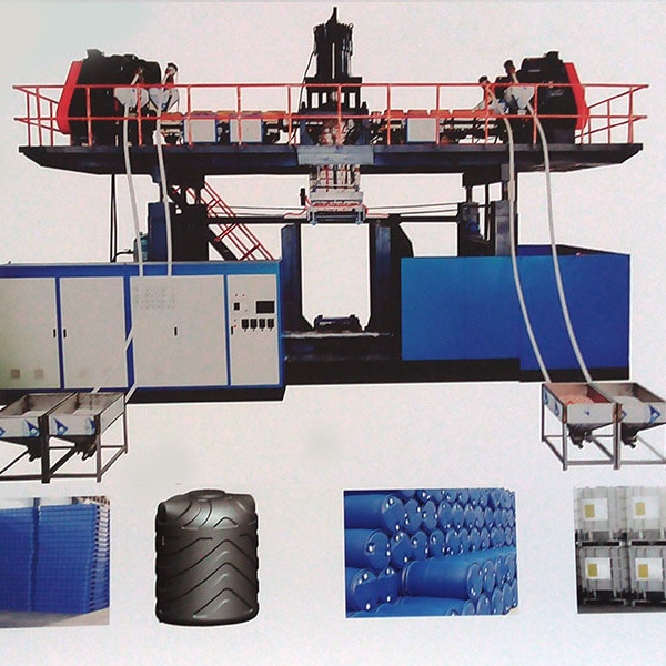 Water Tank Blow Moulding Machine Manufactures, Suppliers in Delhi, Hyderabad, India