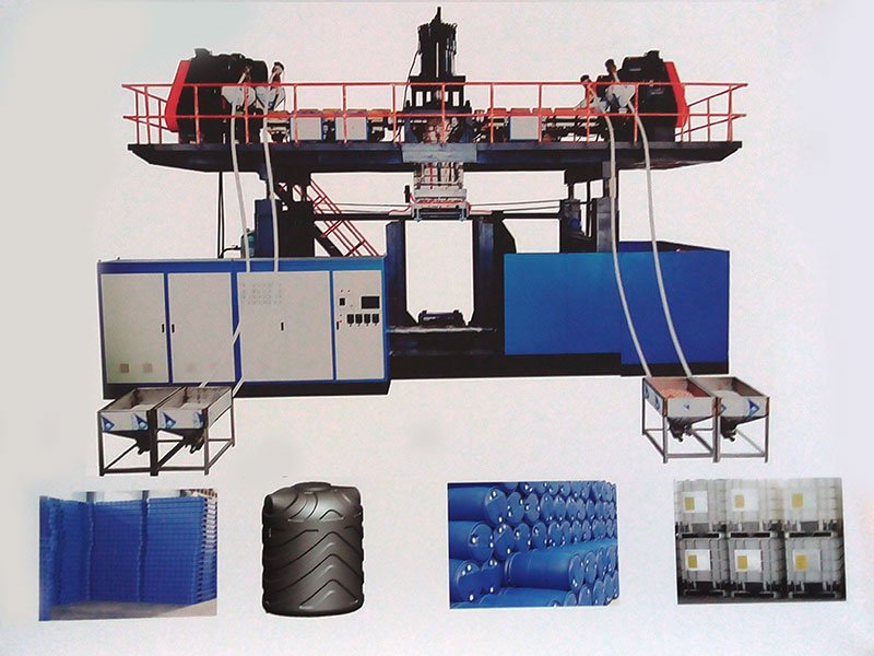 Water Tank Blow Moulding Machine Manufactures Suppliers